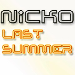 Nicko – Last Summer