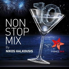 Non Stop Mix by Nikos Halkousis Vol. 10