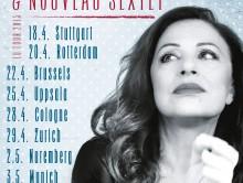 Η Χάρις Αλεξίου με τους «Nouveau Sextet» σε Ευρωπαϊκή περιοδεία