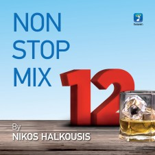 Non Stop Mix Vol.12 By Nikos Halkousis