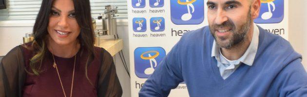 Άντζελα Δημητρίου – υπογραφή συμβολαίου με την Heaven Music