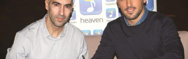 Νίκος Βέρτης – Ανανέωση συμβολαίου με την Heaven Music