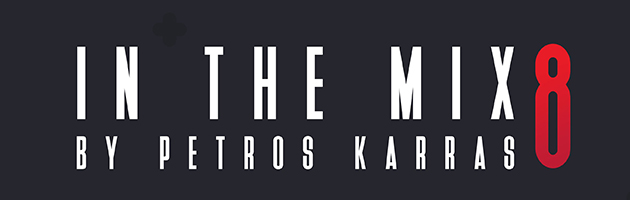 In The Mix 8 By Petros Karras – Νέα Συλλογή